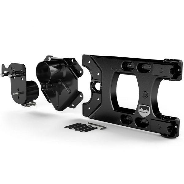 TeraFlex® HD Hinged Carrier & Spare Tire Mounting Kit 07-18 Wrangler JK