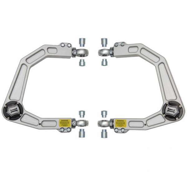 ICON® UCA Billet Front Upper Control Arms Kit (07+ Tundra)