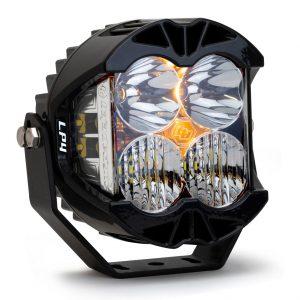 Baja Designs® LP4 Pro LED Clear Driving/Combo Light Headlight