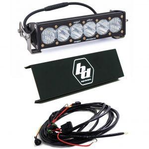 "Baja Designs® OnX6+™ 10"" Driving/Combo LED Light Bar w/Harness & Rock Guard"