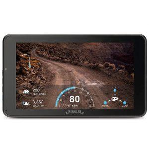 Magellan® TR7 Cam Trail & Street GPS Navigation with Camera Highlight