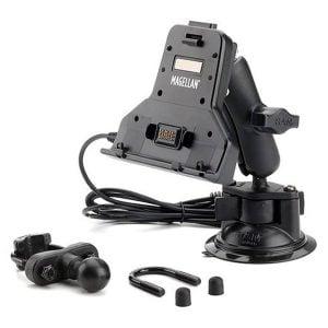Magellan® TRX7 CS Pro Dual Mount Trail & Street GPS with Camera Highlight