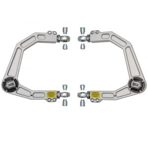 ICON® UCA Billet Front Upper Control Arms Kit (08+ Land Cruiser 200 Series)