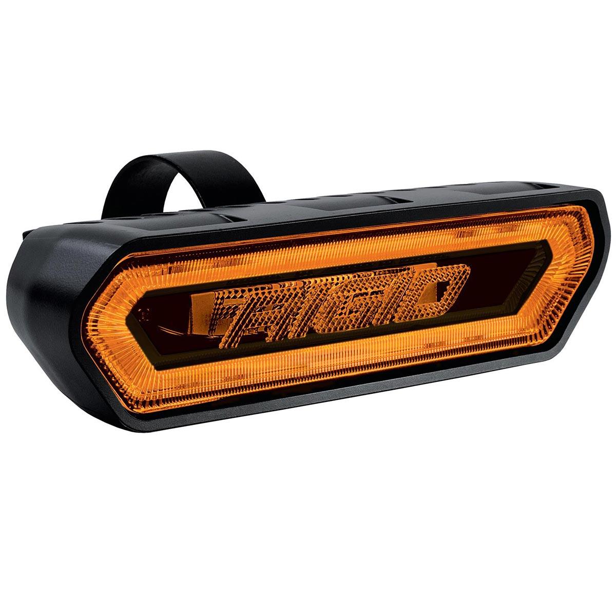 Rigid Industries® 90122 LED Rear Chase Tail Brake Light (Amber)